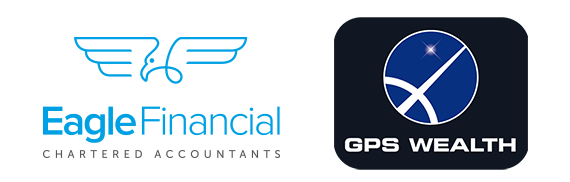 gps wealth and eagle financial logo