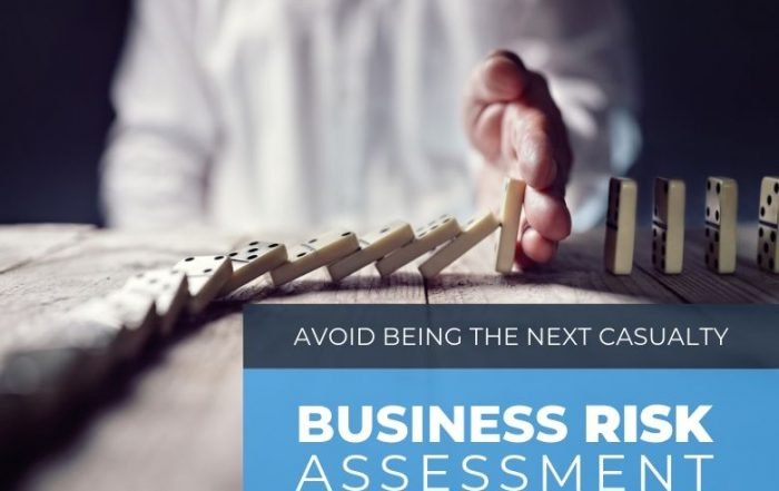 Business risk assessment example