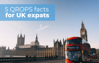 qrops transfer uk pension to australia
