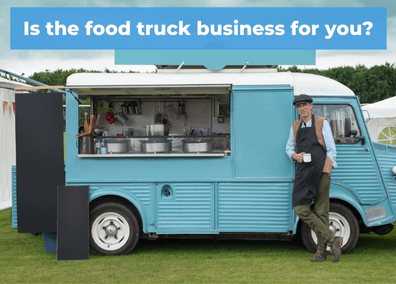 Seen a food truck business for sale?