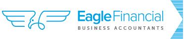 Eagle Financial Logo